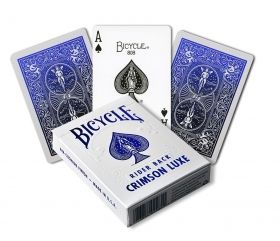 Карти за игра Bicycle Metallux Cobalt Luxe