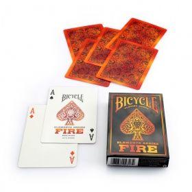 Карти за игра Bicycle Fire