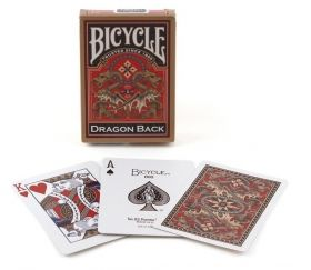 Карти за игра BICYCLE® Dragon back