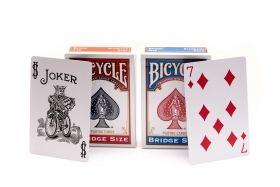 Карти за игра Bicycle Bridge Size