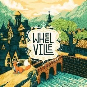 Настолна игра WWF - Wheel Ville