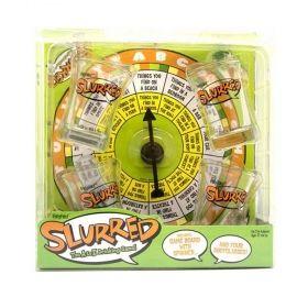 Парти игра Slurred, с шотове