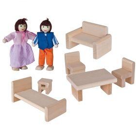 Дървени цветни блокчета Eichhorn