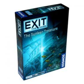 Настолна игра Exit - The Game – The Sunken Treasure
