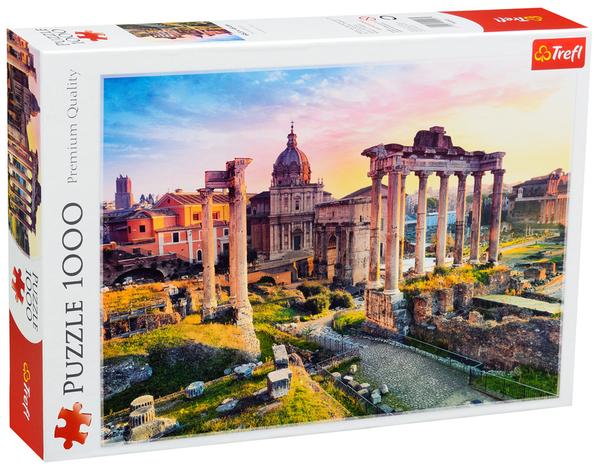 Пъзел Trefl от 1000 части - Римски форум