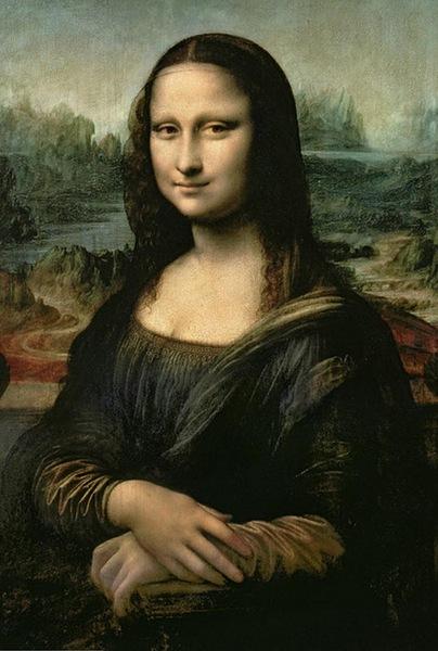Пъзел Trefl от 1000 части - Мона Лиза