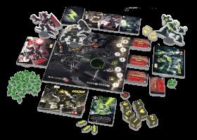 Настолна игра King of Tokyo - Dark Edition