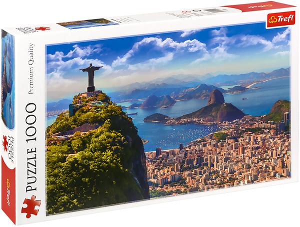 Пъзел Trefl от 1000 части - Рио