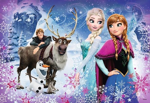 Пъзел Trefl от 160 части - Зимни приключения