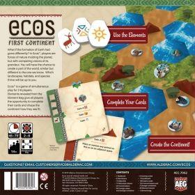 Настолна игра Ecos - First Continent