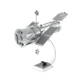 Метален 3D пъзел Metal Earth - Телескопът Хъбъл