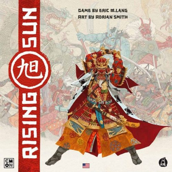 Настолна игра Rising Sun