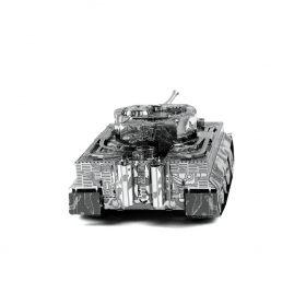 Метален 3D пъзел Metal Earth - Немски танк Tiger I