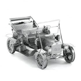 Метален 3D пъзел Metal Earth - Ford Model T 1908