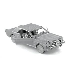 Метален 3D пъзел Metal Earth - Ford Mustang 1965