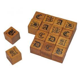 Дървен 3D пъзел Professor Puzzle - Буквите на Шекспир