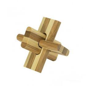 Дървен 3D пъзел Professor Puzzle - Planks
