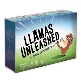 Настолна игра Llamas Unleashed
