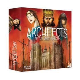 Настолна игра Architects of the West Kingdom