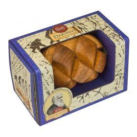 Яйцето на Дарвин – дървен 3D пъзел Professor Puzzle