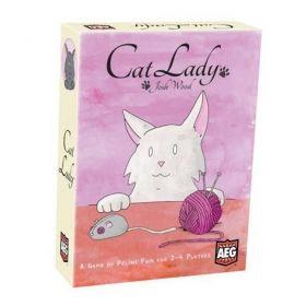 Настолна игра Cat Lady