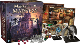 Настолна игра Mansions of Madness (Second Edition)