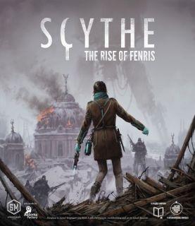 Разширение за Scythe - The Rise of Fenris