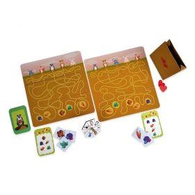 Семейна образователна игра Приключенията на пухчетата