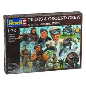 Войници и пилоти от германската войска - Сглобяеми модели Revell