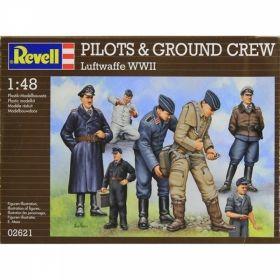 Войници и пилоти от немската войска - Сглобяеми модели Revell