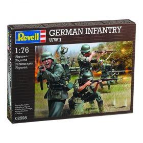 Войници от немската пехотна войска - Revell