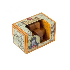 Мини 3D пъзел, Professor Puzzle Darwins Chest