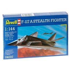Изтребител F-117 Stealth Fighter - Сглобяем модел Revell