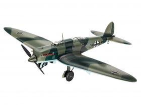 Самолет Хенкел He70 F-2 - Сглобяем модел Revell