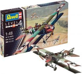 Самолет Ролан C. II - Сглобяем модел Revell