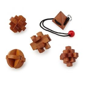 3D пъзел Professor Puzzle - сет 5 бр. жени