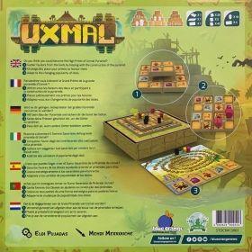 Настолна игра Uxmal