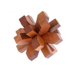 Комплект 3D дървени пъзели Professor Puzzle, 3 бр.