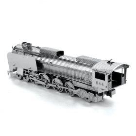 Метален 3D пъзел Metal Earth - Парен локомотив