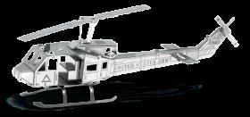 Метален 3D пъзел Metal Earth - HUEY хеликоптер