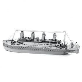 Метален 3D пъзел Metal Earth - Титаник