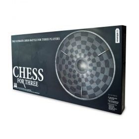 Шах за трима Mikamax - Chess for Three, пълен кръг