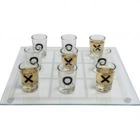 Настолна игра Морски Шах, с шотове
