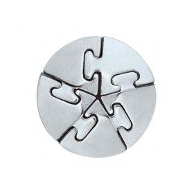 Метален логически пъзел Hanayama - Спирала