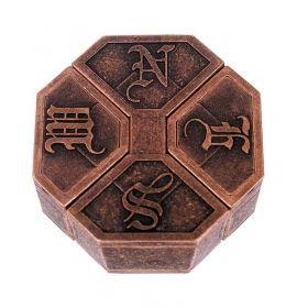 Метален логически пъзел Hanayama - Кутия
