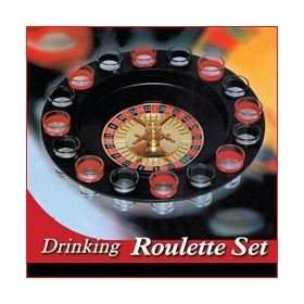 Рулетка Drinking Roulette, с шотове