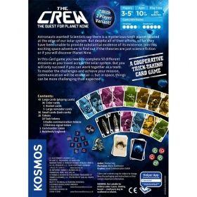 Настолна игра The Crew - The Quest for Planet Nine