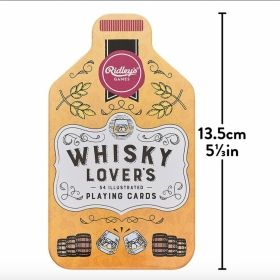 Карти за игра Ridley's Games - Whisky lovers