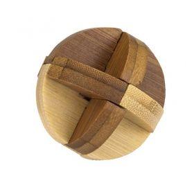 Дървен 3D пъзел Professor Puzzle - Curve