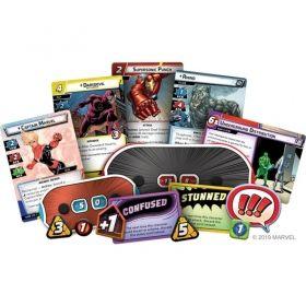 Настолна игра Marvel Champions - The Card Game